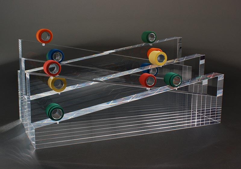 Wand oder boden displays tischmodelle aus plexiglas for Boden katalog 2016